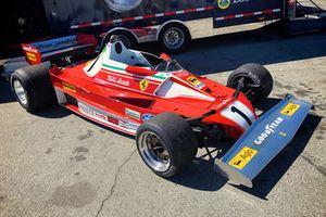 Niki Lauda's Ferrari 312T