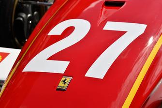 Ferrari 312B nose