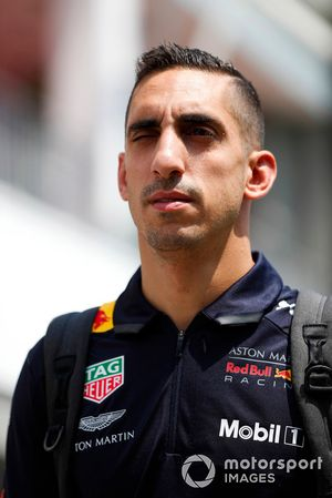 Sebastien Buemi, Test and Reserve Driver, Red Bull Racing