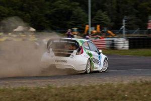 Dariusz Topolewski, Ford Fiesta RX