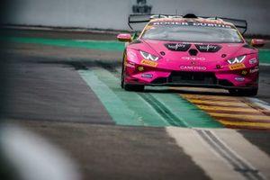 #11 Oregon Team, Lamborghini Huracan ST Evo: Kevin GIlardoni, Leonardo Pulcini