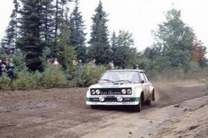 Timo Salonen, Jaakko Markkula, Fiat 131 Abarth