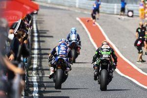 Isaac Vinales, Orelac Racing Verdnatura, Garrett Gerloff, GRT Yamaha WorldSBK Team