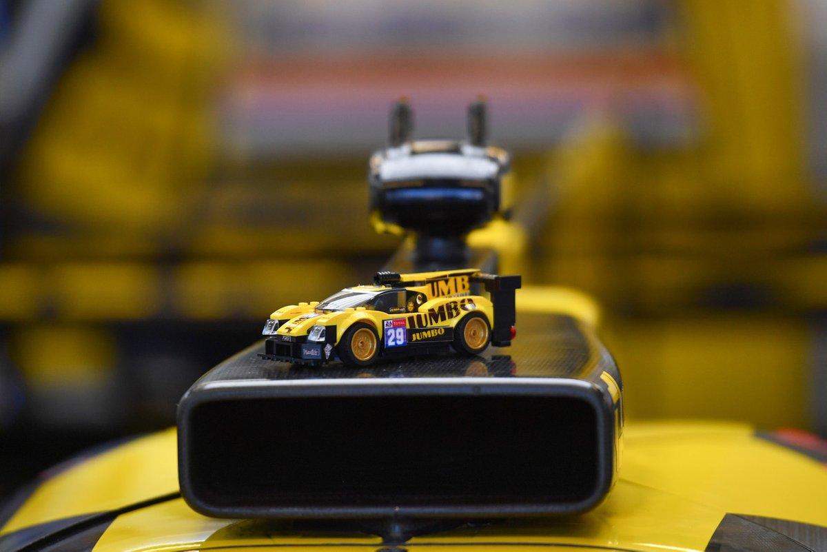 #29 Racing Team Nederland Oreca 07 - Gibson LMP2, detalle