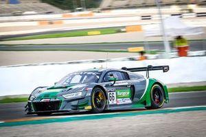 #66 Attempto Racing Audi R8 LMS GT3: Kikko Galbiati, Mattia Drudi