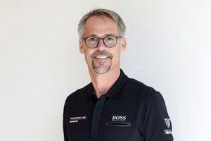 Thomas Laudenbach, Vice President Porsche Motorsport