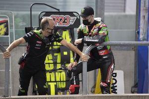 Guim Roda, Jonathan Rea, Kawasaki Racing Team WorldSBK