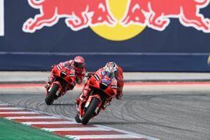 Jack Miller, Ducati Team, Francesco Bagnaia, Ducati Team