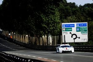 #91 Porsche GT Team Porsche 911 RSR - 19 LMGTE Pro di Gianmaria Bruni, Richard Lietz, Frederic Makowiecki