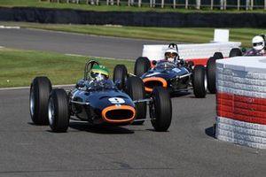 Trofeo Glover Phillipp Buhofer Richard Attwood BRM P261