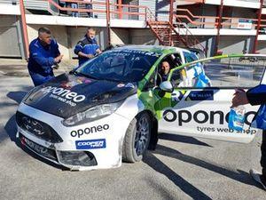 Marcin Gagacki, Ford Fiesta RX