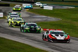 #1: Paul Miller Racing Lamborghini Huracan GT3, GTD: Madison Snow, Bryan Sellers.