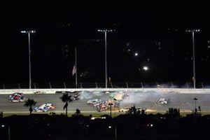 Big One: Massencrash beim Coke Zero Sugar 400 in Daytona
