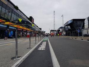 Pitstraat Circuit Zandvoort