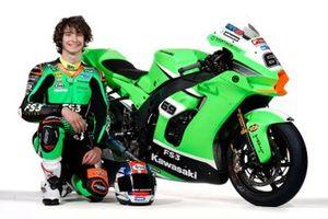 Rory Skinner, FS-3 Racing Kawasaki