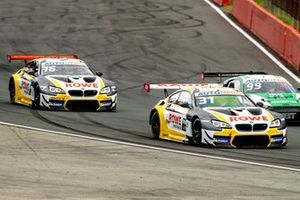 Sheldon van der Linde, ROWE Racing BMW M6 GT3, Timo Glock, ROWE Racing, BMW M6 GT3