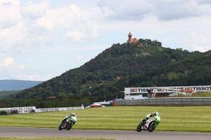 Adrian Huertas, MTM Kawasaki, Tom Booth-Amos, Fusport - Rt Motorsports by SKM Kawasaki