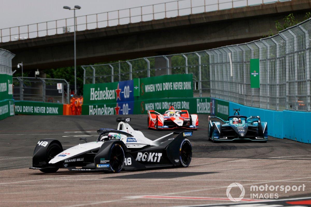 Edoardo Mortara, Venturi Racing, Silver Arrow 02, Oliver Turvey, NIO 333, NIO 333 001