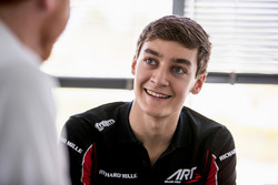 George Russell, ART Grand Prix