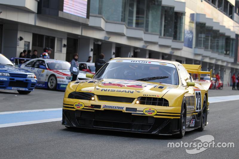Эрик Кома, Pennzoil Nissan Nismo GT-R (R33 Skyline GT-R 1998 GT500)