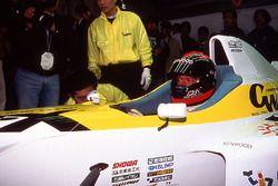 Keiji Matsumoto, Dome F105