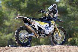 Husqvarna FR 450 Rally of Andrew Short