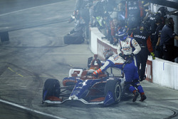 Dreher: Matheus Leist, A.J. Foyt Enterprises Chevrolet