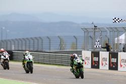Toprak Razgatlioglu, Kawasaki Puccetti Racing, Roman Ramos, Team Go Eleven