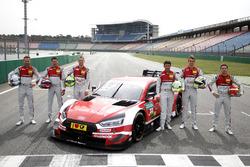 All Audi Sports drivers 2018