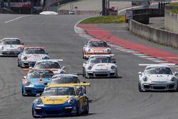 Riccardo De Bellis, Porsche 991 GT3 Cup