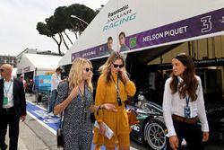 Sienna Miller at Jaguar