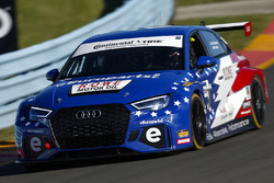 #12 eEuroparts.com Racing, Audi RS3 LMS TCR, TCR: Tom O'Gorman, Kenton Koch