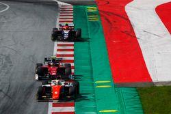 Roberto Merhi, MP Motorsport,Antonio Fuoco, Charouz Racing System