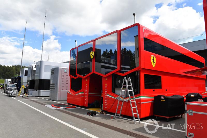 Truk Ferrari