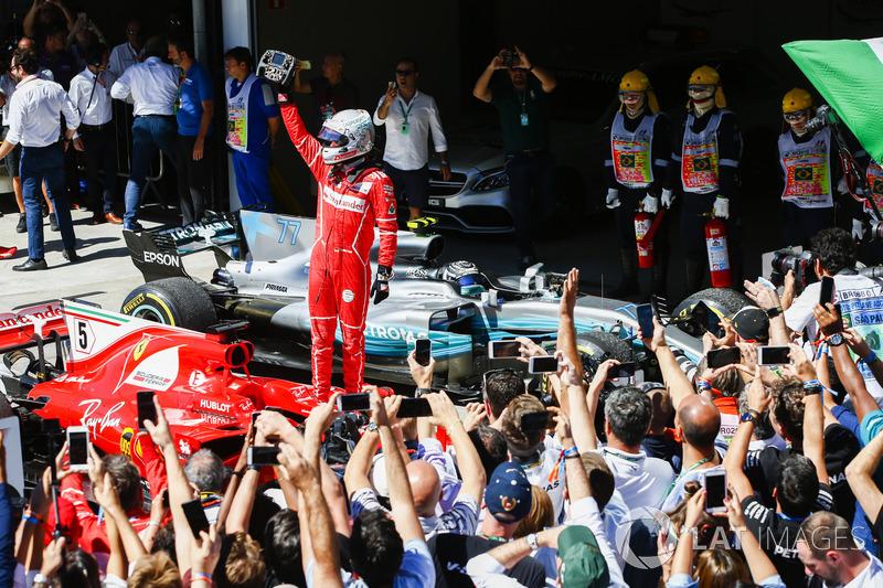 Ferrari, хороший прогноз: Скудерия в равной борьбе переиграет Mercedes