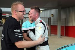 Polesitter Gordon Shedden, Leopard Racing Team WRT, Volkswagen Golf GTI TCR