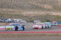 Julian Santero, Coiro Dole Racing Torino, Sergio Alaux, Donto Racing Chevrolet, Leonel Pernia, Dose Competicion Chevrolet, Juan Martin Trucco, JMT Motorsport Dodge