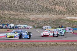 Julian Santero, Coiro Dole Racing Torino, Sergio Alaux, Donto Racing Chevrolet, Leonel Pernia, Dose
