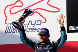 Podio: segundo lugar Gianni Morbidelli, West Coast Racing