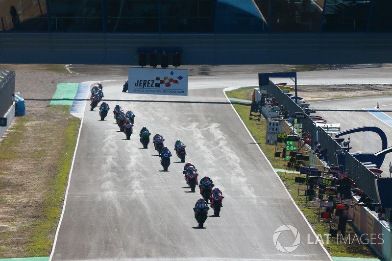 World Superbike 2017 di Jerez, Spanyol