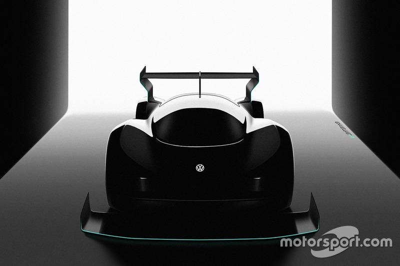 Hillclimb - Mobil listrik Volkswagen yang akan mengikuti Pikes Peak 2018