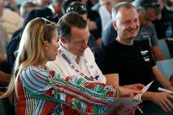 #33 Car Collection Motorsport Audi R8 LMS: Frank Stippler with Eve Scheer
