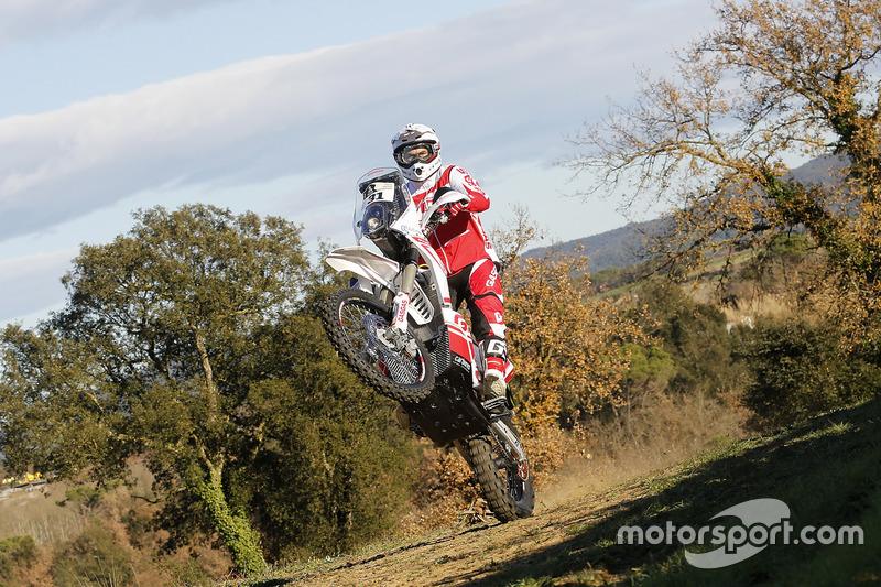 #9 Cristian España, MOTO3DBN /TEAM CE RALLY