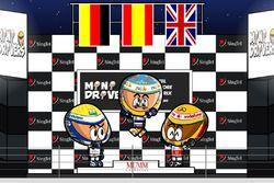 El GP de Singapur de F1 2008, por MiniDrivers