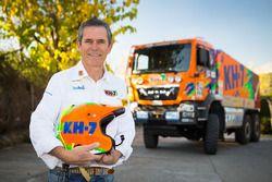 Хорди Хувантени, KH-7 Epsilon Team Rally