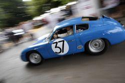 Porsche 356 Abarth Rory Henderson