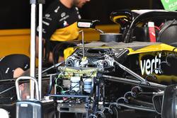 Renault Sport F1 Team R.S. 18 front suspension detail