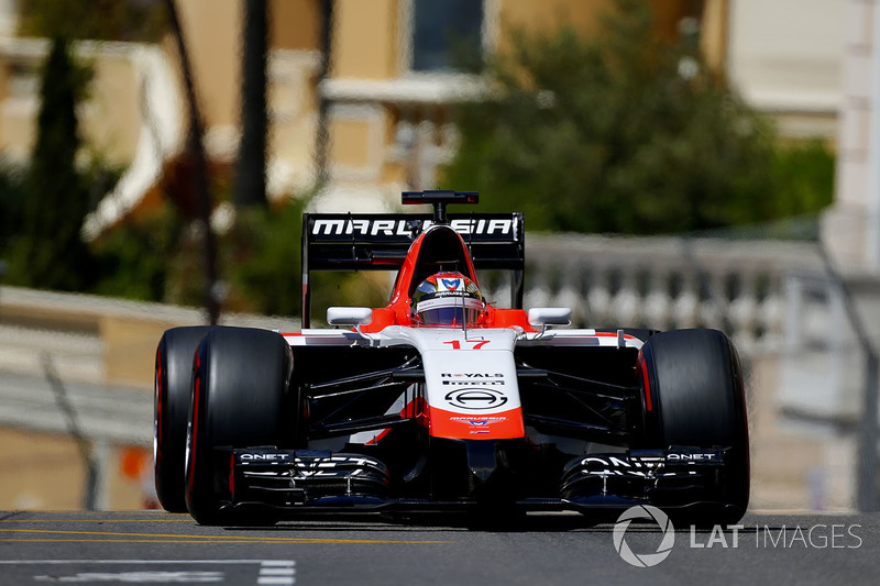 2 csapat: Marussia, Force India