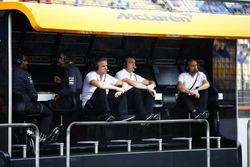 Gil de Ferran, Sporting Director, McLaren