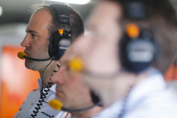Tom Stallard, Race Engineer, McLaren